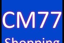 CM77 Shopping / Sales CM77 Postcode district Braintree