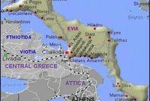 Evia or Euboea / Greek Islands Sporades