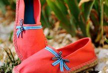 decorar zapatillas