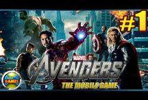 Avengers Mobile Game Java