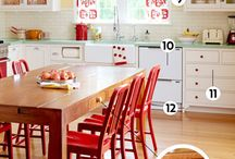 Kitchen / Ideas for the kitchen / by Joyce Cole