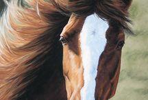Equine art: Cindy Price
