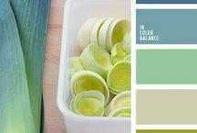 green&beige