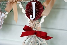 Christmas Decor / One of my favorite times of the year! / by J A. O'C