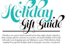 2017 Holiday Gift Guide / What to buy in and around Tallahassee for Christmas gifts in 2017.