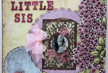 Scrapbook layouts / by AJ's Designs
