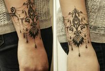 Tatuaje Para Muñecas