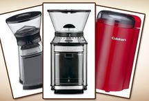Cuisinart Coffee Grinders / Reviews of the best Cuisinart coffee grinders, as well as getting to know the company who builds them a bit better.