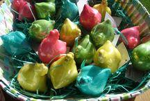Ostern 2014 / Oster Dekoration aus dem Ladengeschäft Zierpalast!