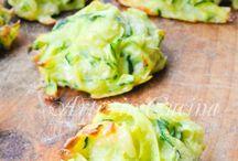 frittelle zucchine al forno
