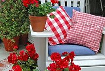 Garden and yard ideas / by Deanna Munson