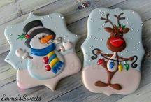 Medovniky vianocne