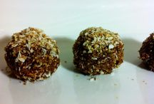 Snacks / Healthy Protein balls