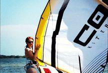 Women of Kiteboarding / Woman Kiteboarders