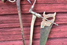 Vanhat työkalut