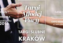 Targi Młodej Pary-Targi Ślubne w Twoim Mieście / Już 2 października 2016 odbędą się największe Targi Młodej Pary - Targi Ślubne w Twoim Mieście Targi Ślubne w Małopolsce! Gościem specjalnym będzie Tomasz Kammel.