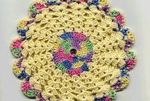 Crochet-Pot Holders