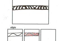 Art...Zentangles / by Kristeen Hougen Jahner