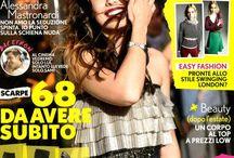 FALL/ WINTER 15 EDITORIALS #KEYS / raccolta di Redazionali in uscita su i più importanti magazine femminili e maschili