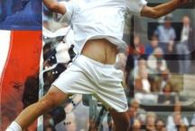 Tennis Anyone?! / by Chrissi B Rawls