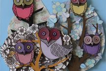 All Things Owl / by Cathy Benavides