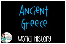 World History:  Ancient Greece / Educational resources on Ancient Greece