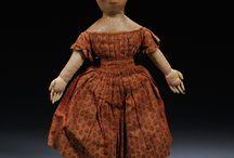 poupées chiffon et tissu