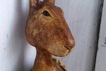 primitive hare