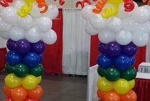 Balloons / by Sherronne Battle