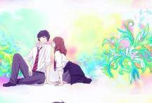 love in anime