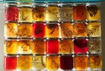 oil and vinegar infusions