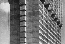 architecture - brutalism / only fotos of brutalist buildings