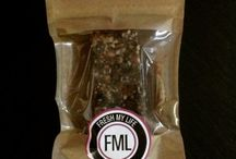 Fresh My Life Paleo Bars / our yummy Paleo Bars available at www.freshmylife.de