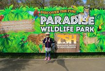 UK Zoos and Wildlife Parks
