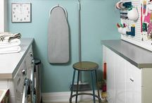 Organized Laundry Room / Laundry Rooms! / by Amy Volk