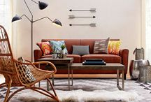 Modern Nomad / Eclectic & Contemporary Furniture & Accents  Here, you'll find everything you need—plus our best tips—to get the look at home. / by Joss and Main
