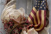 'merica / Forth of July!!! To Dos, Recipes, Decor, etc!
