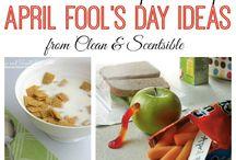 April Fools Day Crafts