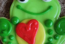cute cookies / by Laura Spillers