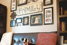 Decorating ideas  / by Lisa Persinger