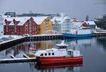 TROMSO, NORWAY / Μια πανέμορφη Πολική Πόλη με το δικό της χρώμα και ζωή