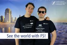 See the World with FS! - Bachelor Day Spring 2015