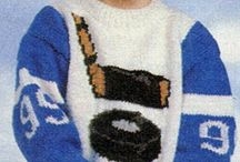 hockey sweater pattern