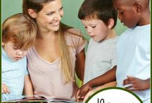 Early Literacy / by Montgomery County Public Libraries