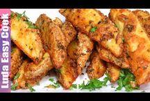 Рецепты картофельные