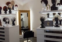 Trotta Parrucche e Coiffeur - Near Stazione Termini / Since the 1960s the Trotta brand has defined feminine elegance through constant innovation in wig making and hairstyling. #wig #parrucca #parrucchiere #hairsalon #roma #rome