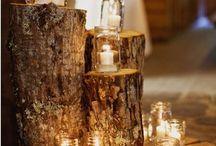 belysning bryllup