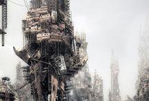 Fantastic architecture
