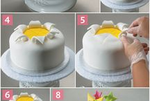 Cake coverings