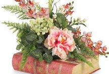 Floristika - květinové aranžmá